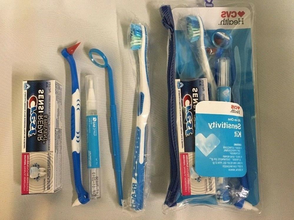 sensi repair toothpaste reach toothbrush w dental