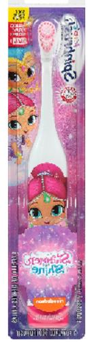 Spinbrush Shimmer and Shine Kid's Powered Toothbrush - Color