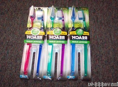 SIX NEW REACH CLEAN CLEAN - DEEP CLEAN