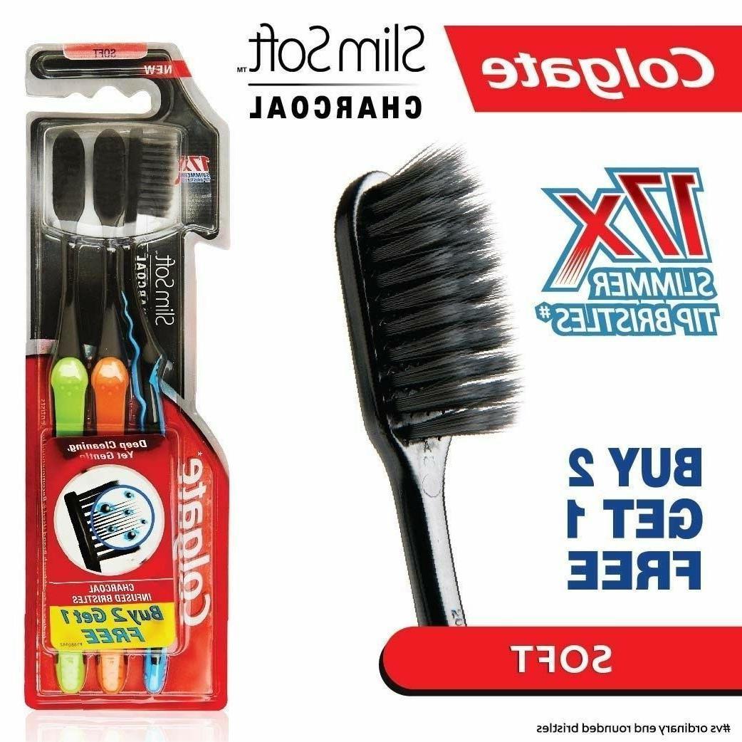Colgate Toothbrush 17x Slimmer Tip