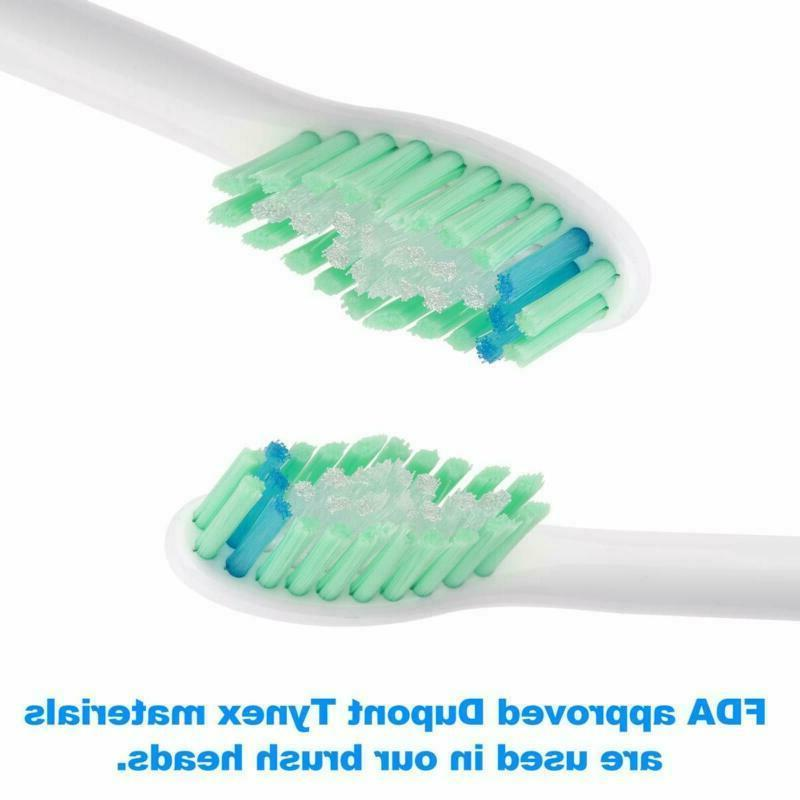 Sonic Brush Heads Philips Sonicare Replace 6 Pack