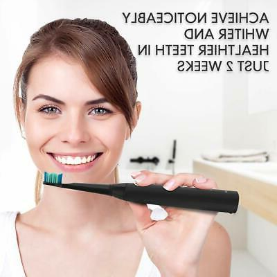 Sonic Toothbrush with 8 & Case, Recom