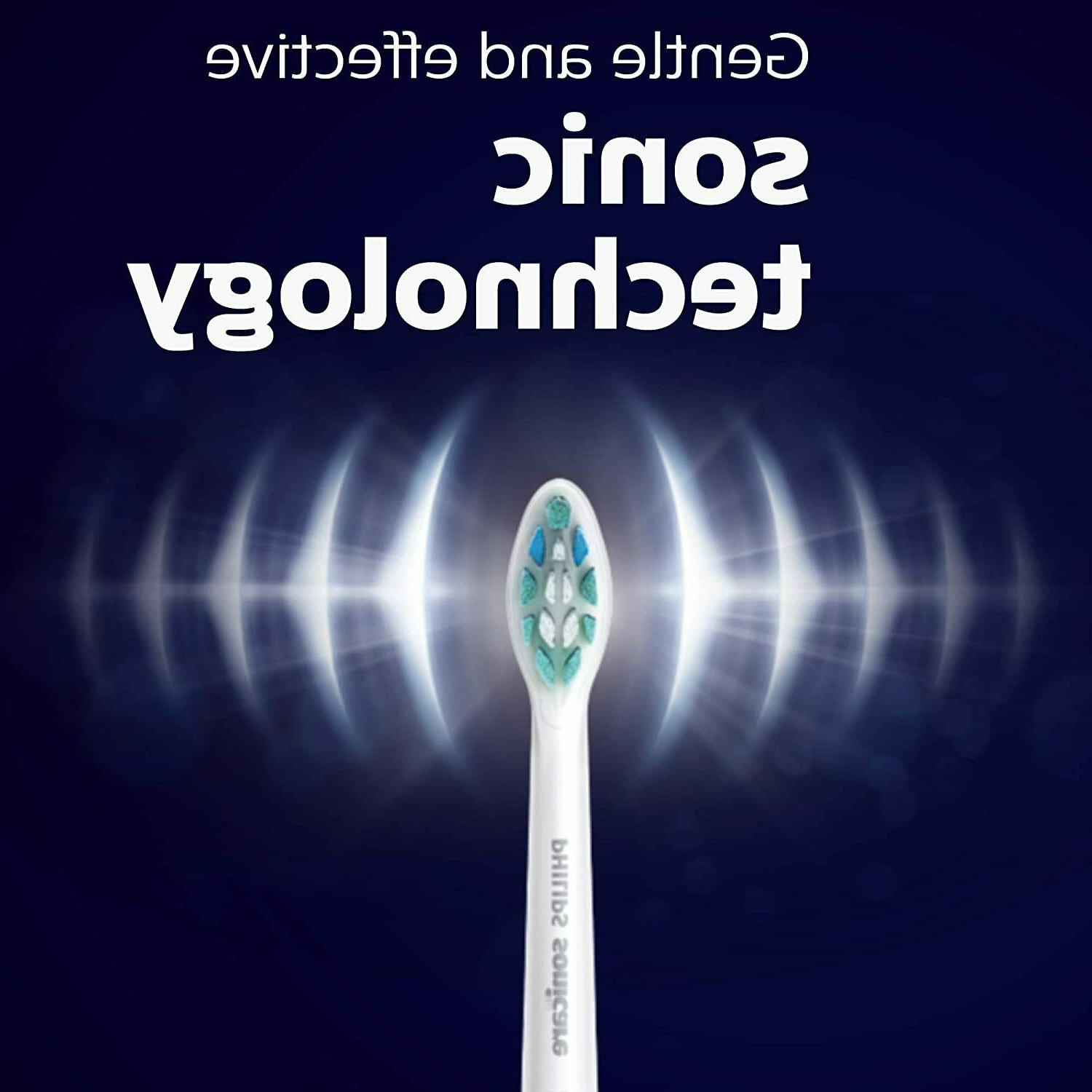 Philips Sonicare Rechargeable Toothbrush White NEW