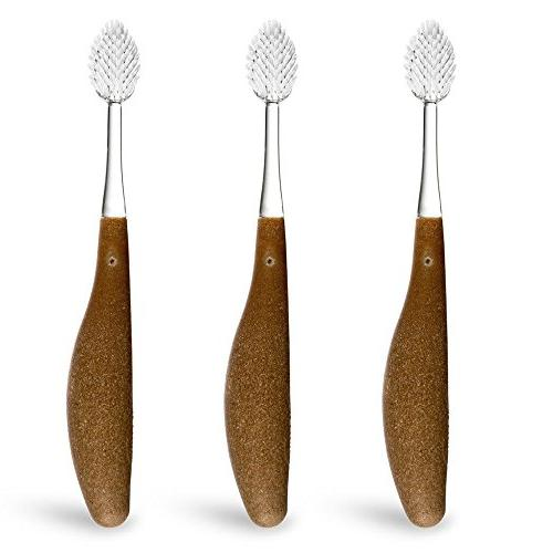 source recycled handle toothbrush