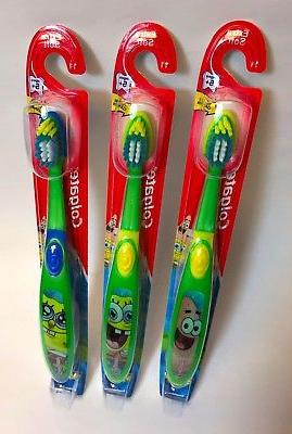 Colgate SpongeBob Extra Soft Kids Toothbrush