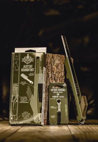 tactical toothbrush model 3001 w glass break