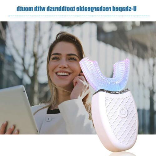 Teeth Whitening Wireless Sonic Toothbrush