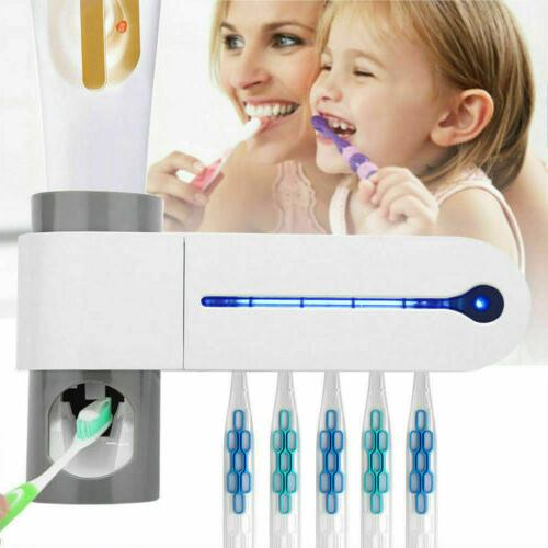 Toothbrush & Light Sterilizer
