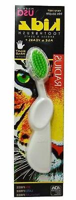 Radius Toothbrush Kidz, Right Hand Very Soft, kids age 6+, A
