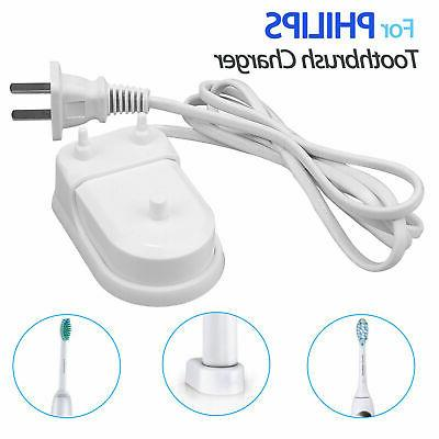 Toothbrush Travel Charger for All Philips HX6100 Sonicare Fl
