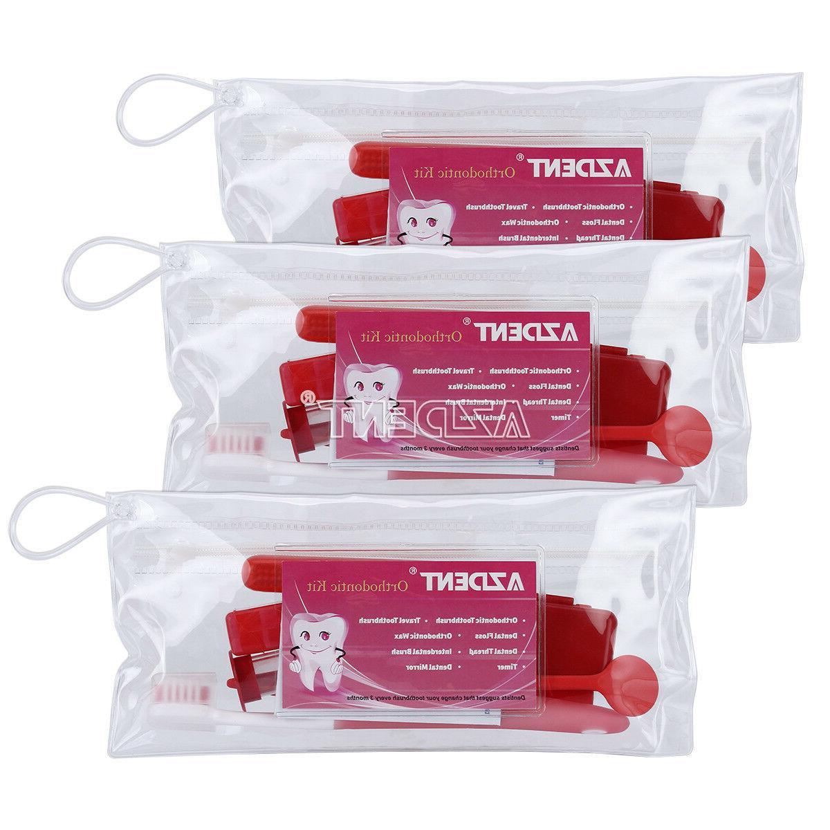 Ties Brush Floss Set Care