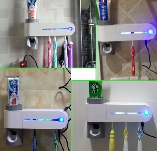 Light Automatic Toothpaste Dispenser