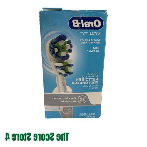 Oral-B Vitality Dual Electric