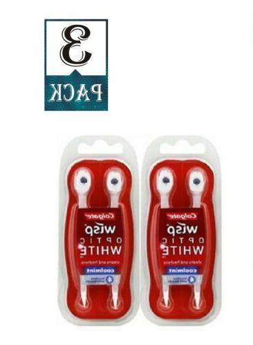 Colgate - Wisp Whitening Mini-Brush with Freshening Bead - 4