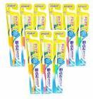 9 PCS X LION SYSTEMA Toothbrush 0.02MM  Slim Super Soft--SPE
