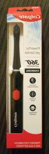 X1 Colgate 360° Advanced Charcoal Powered Toothbrush