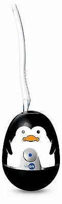 VIOlife Zapi LUXE UV Toothbrush Sanitizer, Penguin, 1 ea