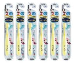 LION Disney Clinica Kid's toothbrush 3-5 years old 6packs ye