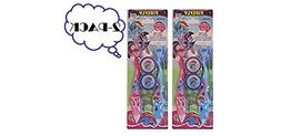 MY LITTLE PONY TOOTHBRUSH 2 PACK RAINBOW DASH AND PINKE PIE