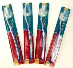 Lot of 4: Colgate Slim Soft Toothbrushes Ultra Soft NIB 17X