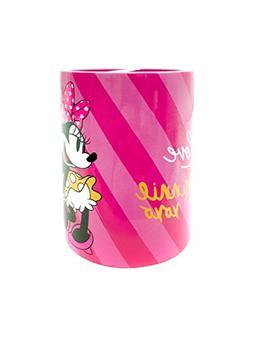 minnie mouse xoxo pink white