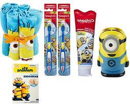 Minions Movie Exclusive Bathroom Gift Set Includes Minions W