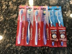 new 6 toothbrushes 4 wave 2 slim