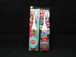 New Spinbrush Power Rangers and Elana Avalor Battery Toothbr