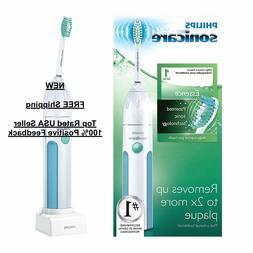 NEW - White Philips Sonicare Essence Sonic Electric Recharge