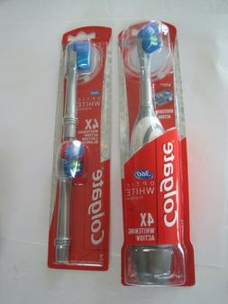 optic white 360 platinum toothbrush w refills