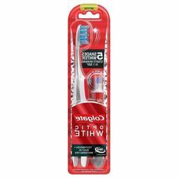 Colgate Optic White Toothbrush Plus Whitening Pen, Compact H