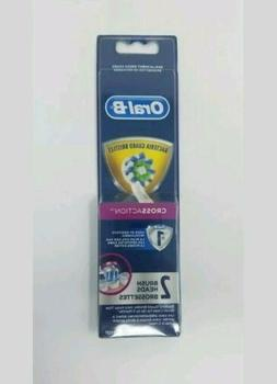 Oral-B CrossAction Electric Toothbrush Replacement Heads 2 P