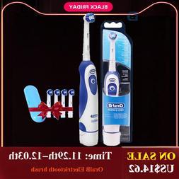 Oral B DB4010 2D <font><b>Toothbrush</b></font> Teeth Whiten