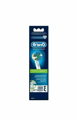 Oral-B FlossAction Electric Toothbrush Replacement Brush Hea