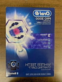 Oral-B Pro 3000 3D Action Rechargeable Toothbrush New In The
