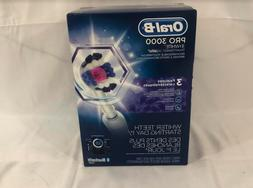 Oral-B Pro 3000 3D White SmartSeries Bluetooth Rechargeable