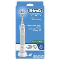Oral-B Vitality Dual Clean Rechargeable Battery Electric Too