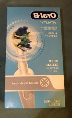 Oral-B Vitality Floss Action Electric Rechargeable Toothbrus