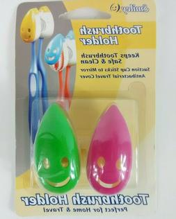 Pdg Smiley Toothbrush Hld Size Each