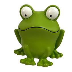 Saturday Knight Peeking Frogs Tooth Brush Holder