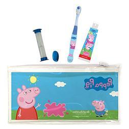 Brush Buddies Peppa Pig Travel Kit