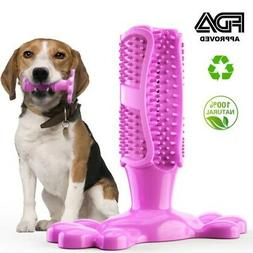 Pet Toothbrush Dog Brushing Stick Dogs Pets Oralcare Teeth C