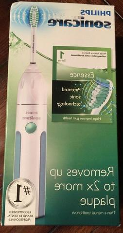 PHILIPS SONICARE ESSENCE SERIES 1 MODEL HX5611/01 RECHARGEAB