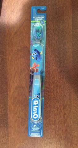Disney Pixar Finding Dory Oral-B Pro-Health Stages Manual To