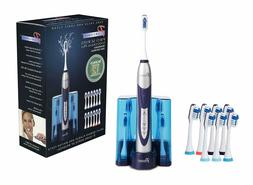 Pursonic High Power Rechargeable Sonic Toothbrush , Bonus 12