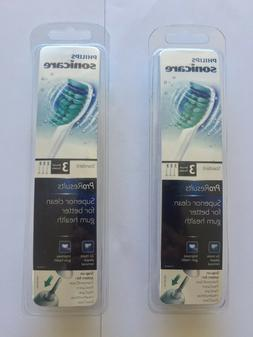 Philips Sonicare ProResults HX6013 Replacement Toothbrush Br