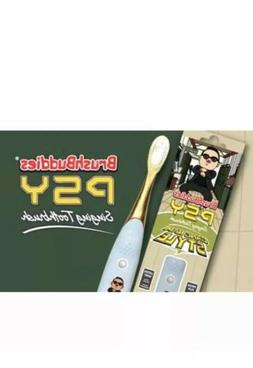 Brush Buddies PSY Singing Toothbrush Gang Nam Style New In B