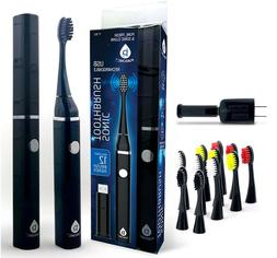 Pursonic Professional USB Rechargeable Sonic toothbrush w/ 1