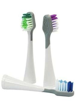 Pursonic RBH3 Replacement Toothbrush Heads