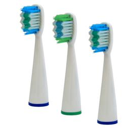 Xtech Replacement Brush Heads for XHST-100 Ultrasonic Toothb